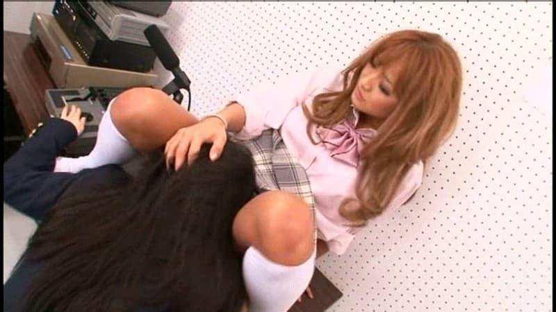 【金髪JKエロ画像】ビッチ日本代表の金髪JKのフェラテクはハンパないって‥!!ヤリマン過ぎる金髪JKのエロ画像集ww【80枚】 28