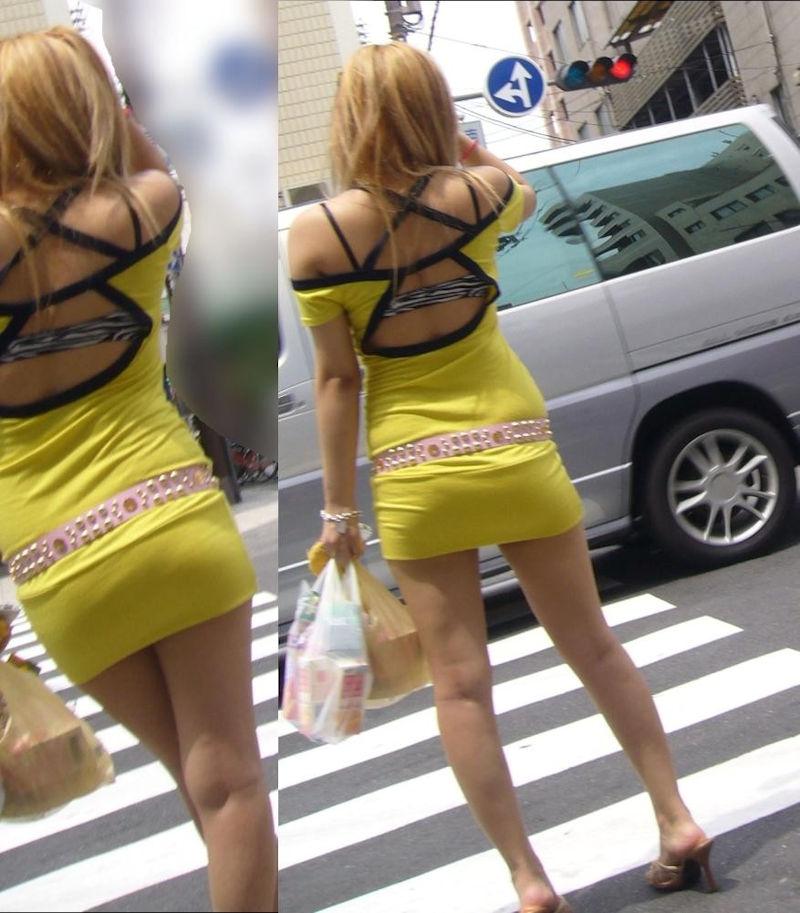【ミニスカワンピエロ画像】カワイ過ぎるミニスカワンピ娘をパンチラ盗撮したり着衣セックスで寝取っちゃったミニスカワンピのエロ画像集ww【80枚】 28