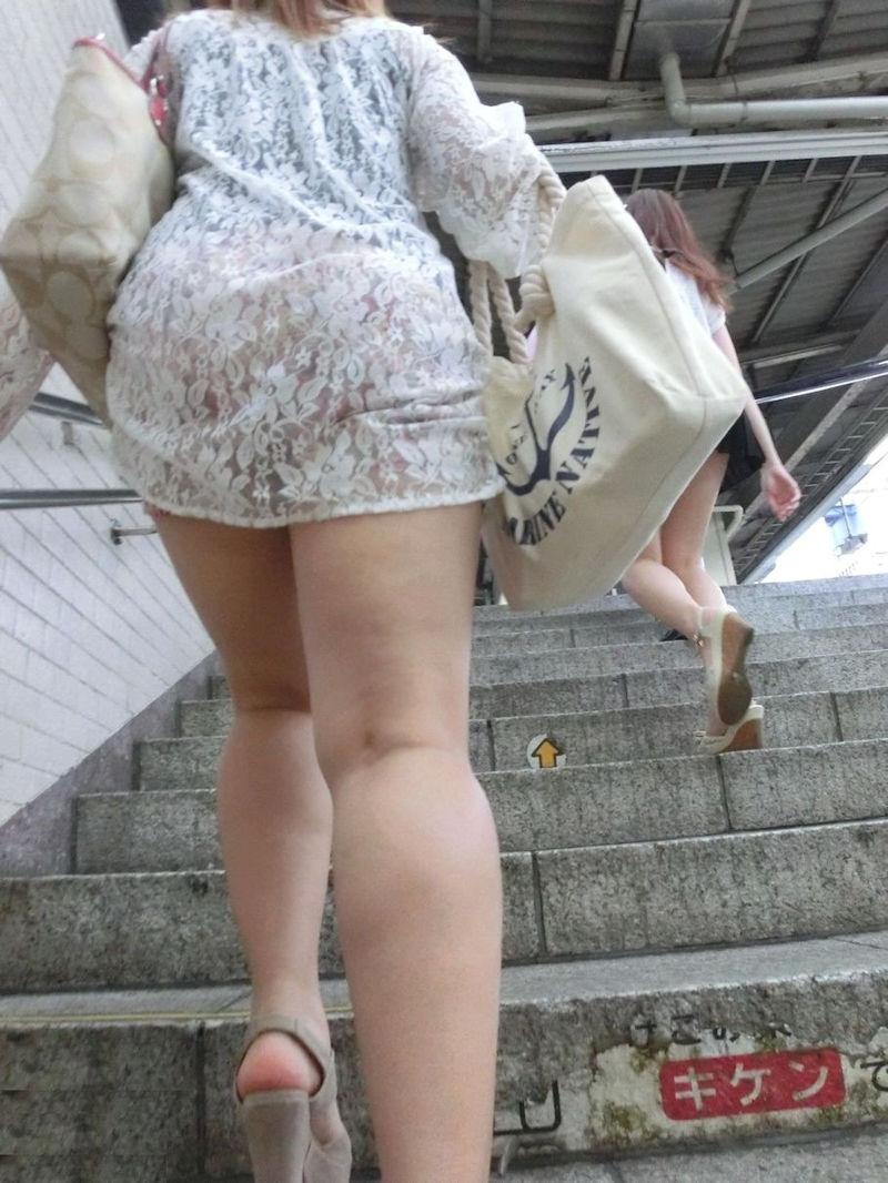 【ミニスカワンピエロ画像】カワイ過ぎるミニスカワンピ娘をパンチラ盗撮したり着衣セックスで寝取っちゃったミニスカワンピのエロ画像集ww【80枚】 54