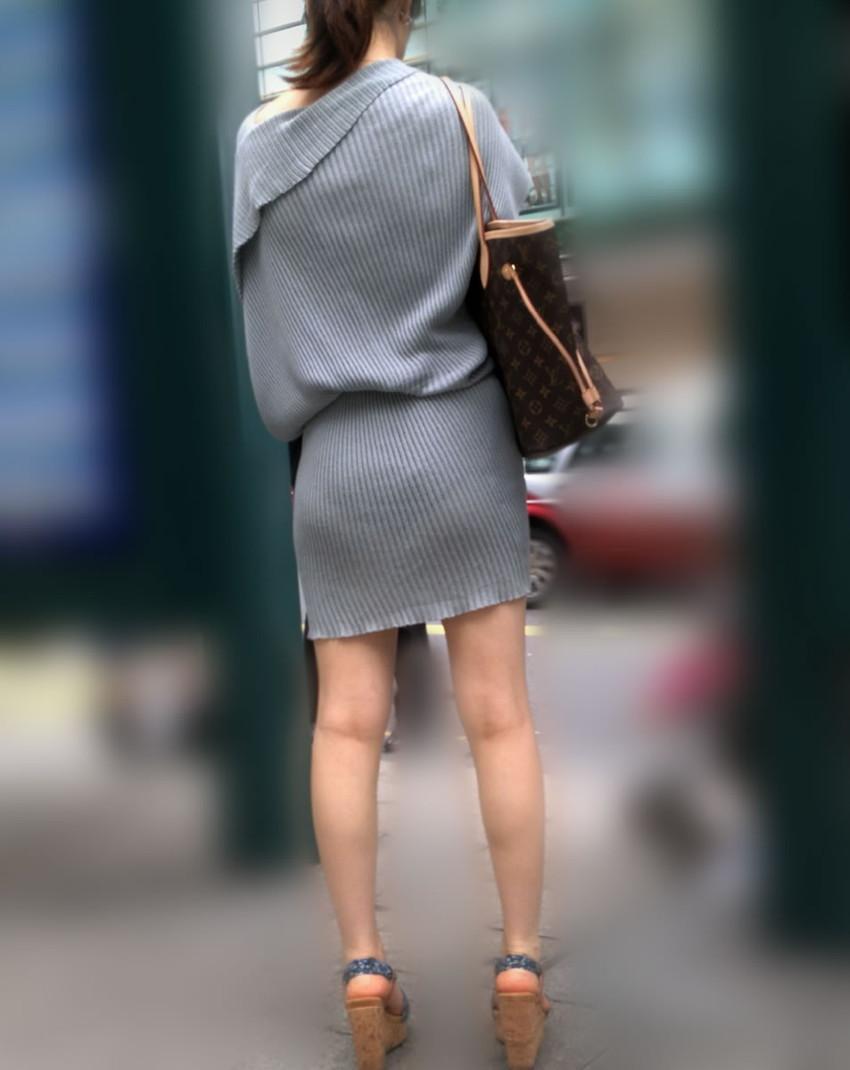 【ミニスカワンピエロ画像】カワイ過ぎるミニスカワンピ娘をパンチラ盗撮したり着衣セックスで寝取っちゃったミニスカワンピのエロ画像集ww【80枚】 74