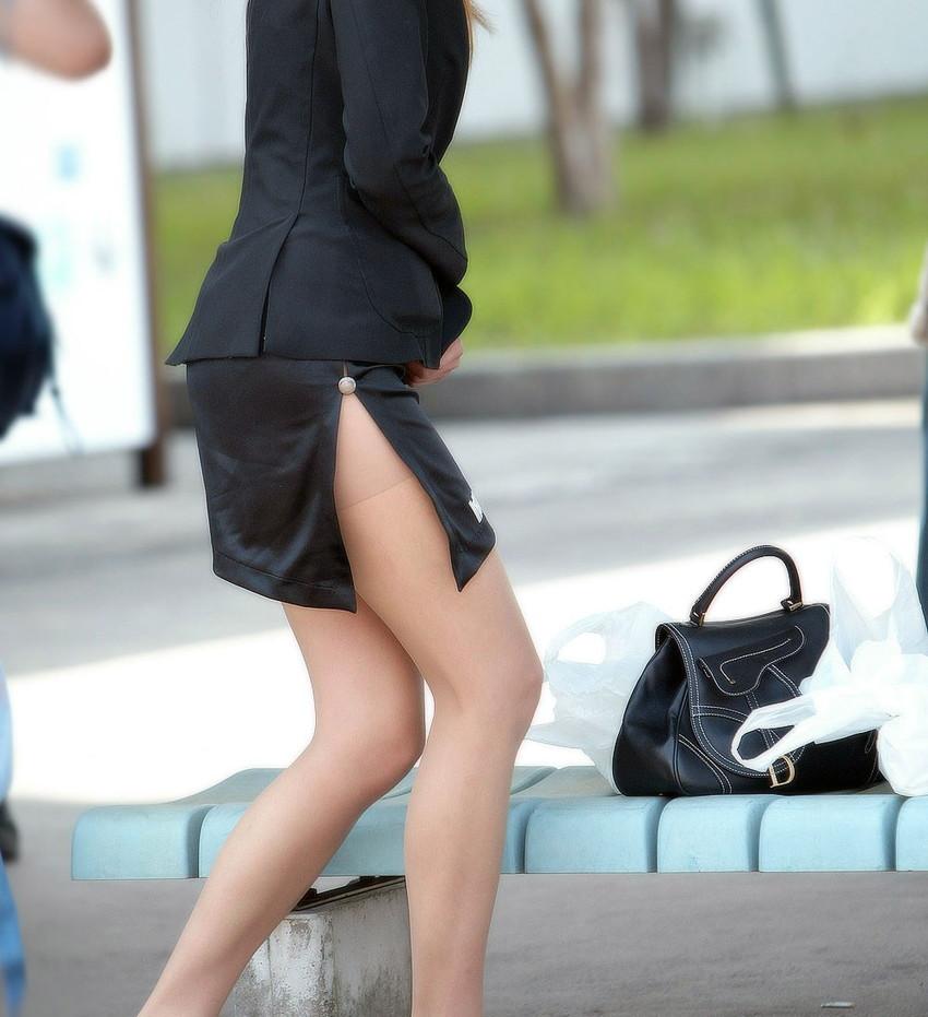 【スリットエロ画像】チャイナドレスやタイトミニのスリットから見える美脚太ももがエロ過ぎる!手を突っ込み着衣手マンしたくなるスリットのエロ画像集!w【80枚】 72