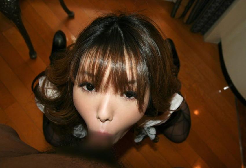 【ひょっとこフェラエロ画像】美形のお姉さんが経験豊富な超気持ちいいバキュームフェラでひょっとこ顔に変形しちゃってるひょっとこフェラのエロ画像集!ww【80枚】 80