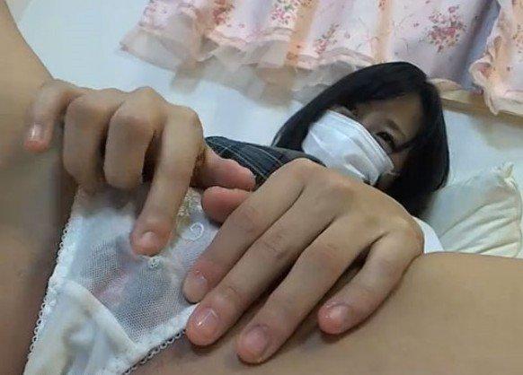 【マスク美人エロ画像】マスクで口元隠れてるのにS級美女とわかるビッチ娘とハメ撮りしたったマスク美人のエロ画像集!w【80枚】 56