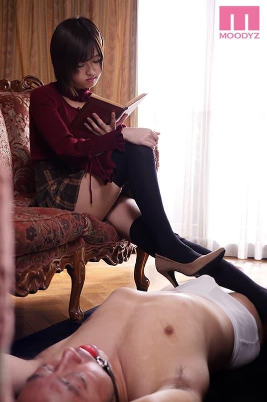 【文系女子エロ画像】図書室にいるメガネっ娘でおとなしい文系女子にフェラを教えて制服めくってJKまんこを調教しちゃった文系女子のエロ画像集ww【80枚】 28