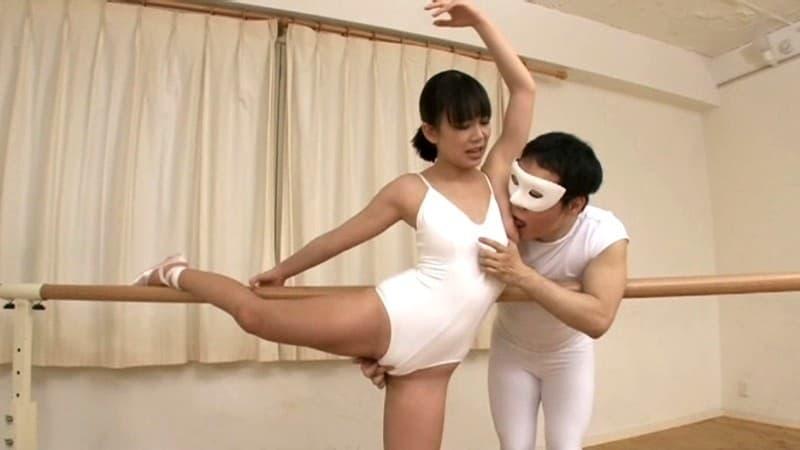 【レオタードエロ画像】バレエの見習いロリ美少女や新体操部のむっちりJK、ジムでトレーニング中の巨乳娘たちを寝取ったレオタードのエロ画像集ww【80枚】 66