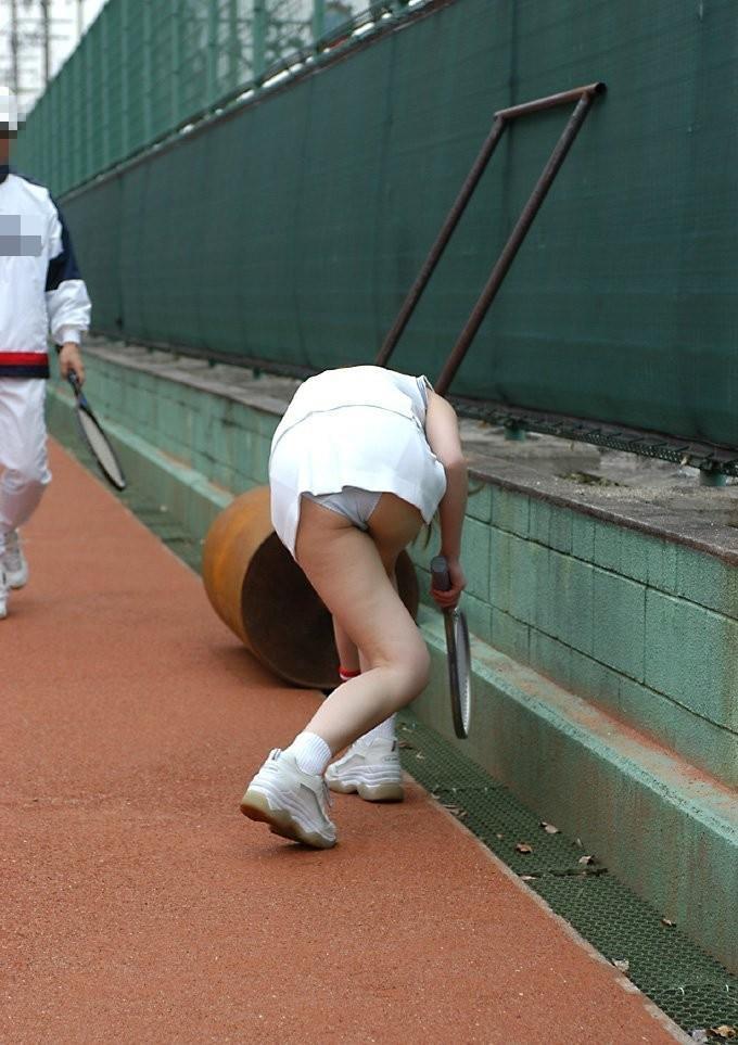 【アンスコエロ画像】テニスウェアにチアガール、ラクロス女子などの汗だくでムレムレのアンスコに顔面突っ込みたくなるアンスコエロ画像集!ww【80枚】 20