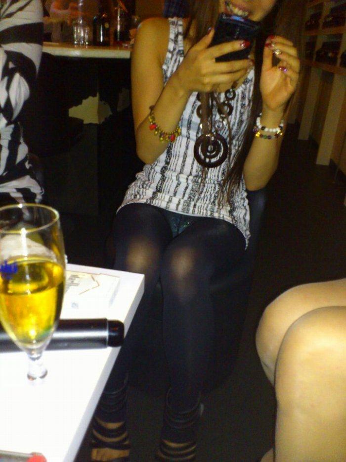 【キャバ嬢パンチラエロ画像】激カワキャバ嬢がミニスカドレスでパンチラ!キャバクラで元を取ったと思えるキャバ嬢パンチラのエロ画像集!w【80枚】 20