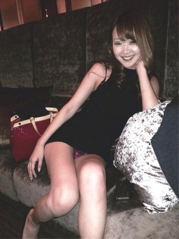 【キャバ嬢パンチラエロ画像】激カワキャバ嬢がミニスカドレスでパンチラ!キャバクラで元を取ったと思えるキャバ嬢パンチラのエロ画像集!w【80枚】 41