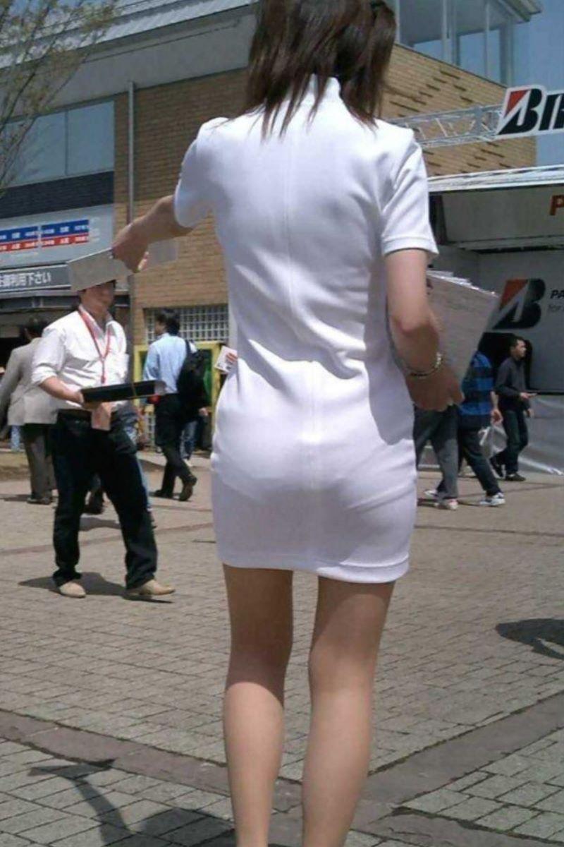 【パンティーラインエロ画像】素人美女のピタパンやタイトスカートから見えるパンティーラインを盗撮!美尻に顔面突っ込みたくなるパンティーラインのエロ画像集!ww【80枚】 38