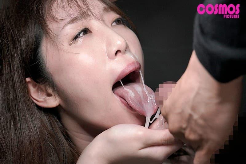 【イラマチオエロ画像】美女のクチマンコに勃起巨根をブチ込み唾液まみれに!!喉奥まで突っ込みまくったイラマチオのエロ画像集!ww【80枚】 05