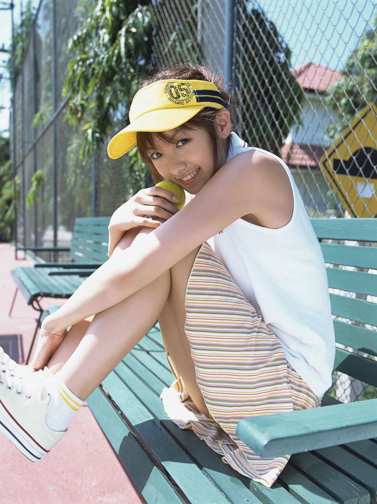 【テニスウェアエロ画像】お嬢様系アスリート、テニス美少女のテニスウェアやアンスコをめくって汗ばむおっぱいを揉みまくったテニスウェアのエロ画像集!w【80枚】 44