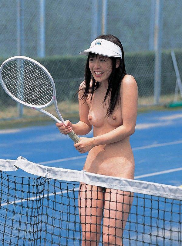【テニスウェアエロ画像】お嬢様系アスリート、テニス美少女のテニスウェアやアンスコをめくって汗ばむおっぱいを揉みまくったテニスウェアのエロ画像集!w【80枚】 46