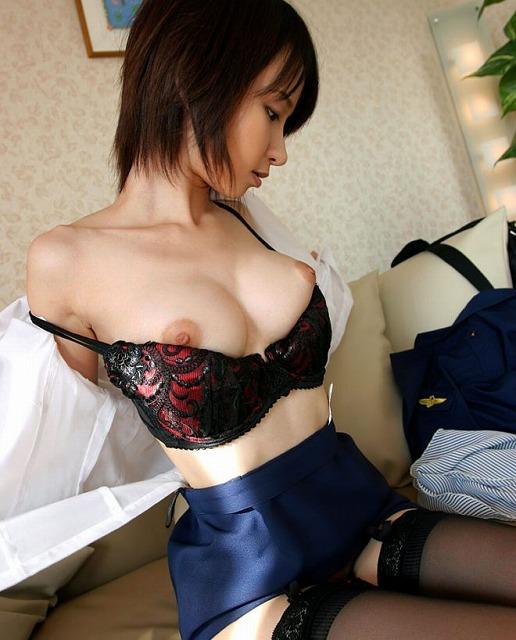 【キャビンアテンダントエロ画像】超美人でパンスト履いてタイトスカートのCA達が美し過ぎて制服のままセックスしちゃったキャビンアテンダントのエロ画像集ww【80枚】 36