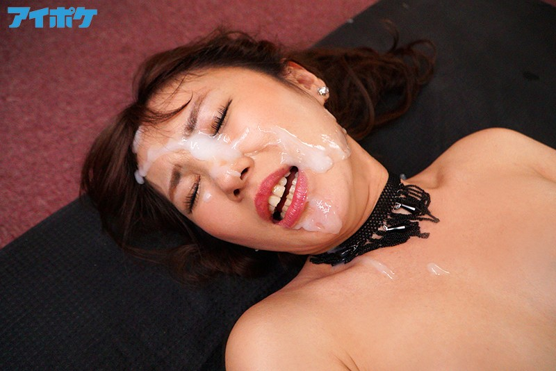 【顔射セックスエロ画像】海外ではCum Shot(カム・ショット)と呼ばれる顔射!フェラ抜きやセックス後のアヘ顔に射精しちゃった顔射のエロ画像集ww【80枚】 06