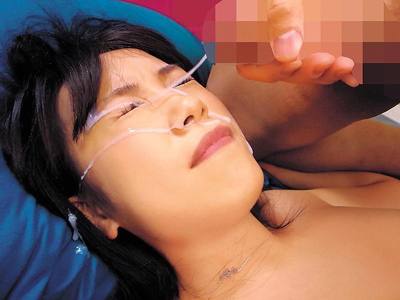 【顔射セックスエロ画像】海外ではCum Shot(カム・ショット)と呼ばれる顔射!フェラ抜きやセックス後のアヘ顔に射精しちゃった顔射のエロ画像集ww【80枚】 07