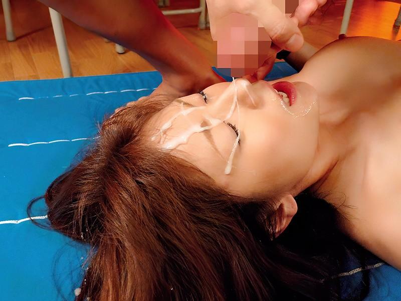 【顔射セックスエロ画像】海外ではCum Shot(カム・ショット)と呼ばれる顔射!フェラ抜きやセックス後のアヘ顔に射精しちゃった顔射のエロ画像集ww【80枚】 12