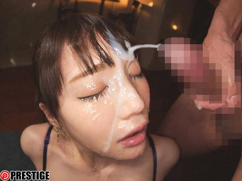 【顔射セックスエロ画像】海外ではCum Shot(カム・ショット)と呼ばれる顔射!フェラ抜きやセックス後のアヘ顔に射精しちゃった顔射のエロ画像集ww【80枚】 66