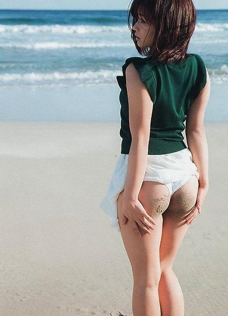 【プリケツエロ画像】モデル系美女のキュっと締まった美尻やわがままボディ娘のエッロいデカ尻に顔面突っ込みたくなるプリケツのエロ画像集ww【80枚】 71
