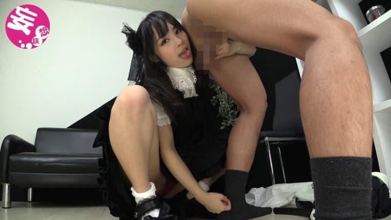 【ゴスロリエロ画像】ゴスロリ美少女のひらひらスカートを捲ってクンニや手マンでイカせまくったゴスロリ娘のエロ画像集ww【80枚】 33