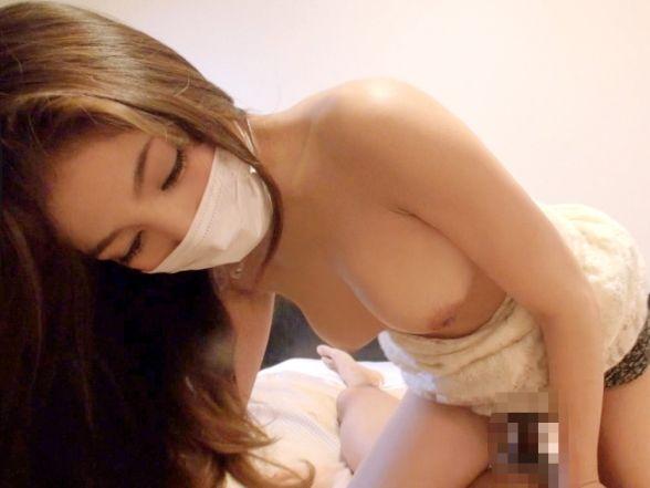 【マスク女子エロ画像】眼力に自信のある美少女や痴女お姉さん達がマスク装着状態でセックスや全裸自撮りしてるマスク女子のエロ画像集!ww【80枚】 43