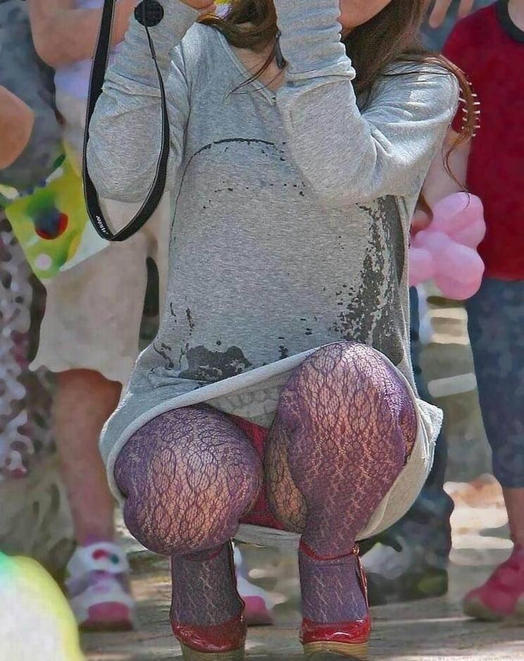 【ヤンママエロ画像】巨乳や貧乳のヤンママ、ギャルママと不倫乱交したりパンチラ盗撮したったヤンママのエロ画像集ww【80枚】 73