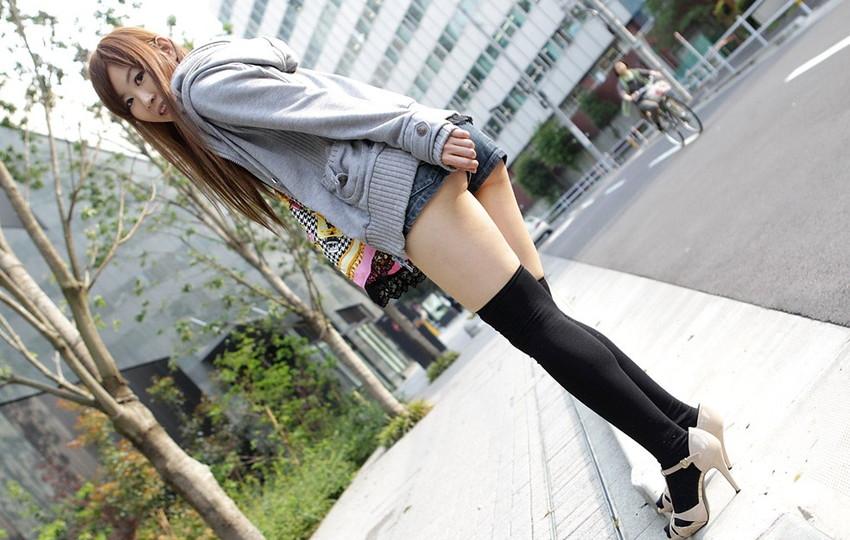 【ハイソックスエロ画像】清楚とエロが入り交じるハイソックス!美脚な美少女にハイソックス履かせたままセックスしたったハイソックスのエロ画像集ww【80枚】 10