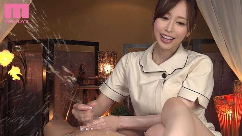 【メンズエステエロ画像】美し過ぎる痴女お姉さんがメンズエステで働くとこうなる!ww巨根客に激エロテクの手コキをしてザーメン搾取するメンズエステのエロ画像集w【80枚】 18