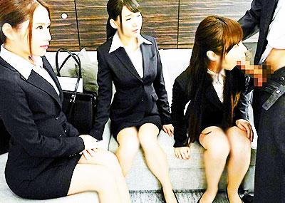 【就活生エロ画像】リクルートスーツを武器にご奉仕フェラやパンスト破り挿入で内定をゲットしまくる就活生のエロ画像集ww【80枚】