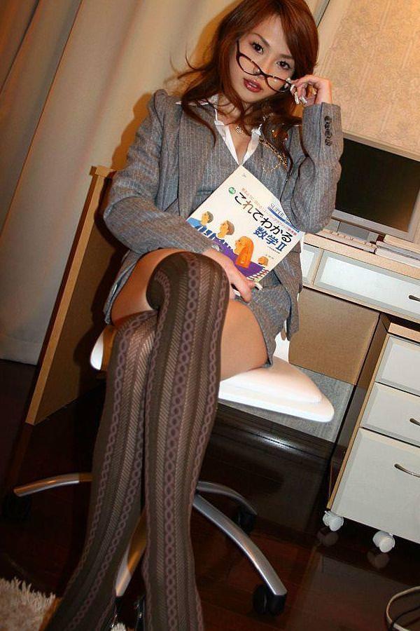 【家庭教師エロ画像】隠れ痴女の家庭教師の先生が頼んでないのに性教育で筆おろししてくれた家庭教師のエロ画像集ww【80枚】 26