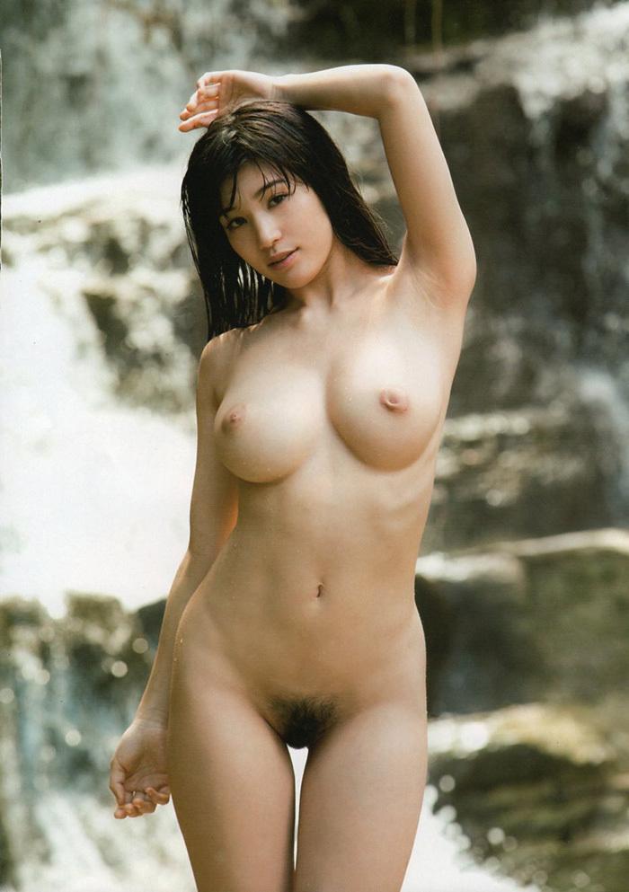 【ヘアヌードエロ画像】美女たちの剛毛まんこや薄毛の美マンが堪能できるヘアヌードのエロ画像集!ww【80枚】 78