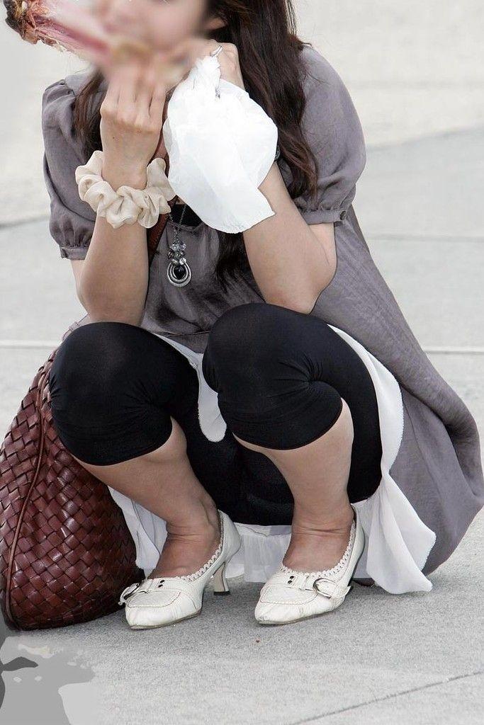 【レギンスエロ画像】スポーツスパッツやファッションレギンスでまんすじが食い込んでたり透けパンしてる女の子たちのレギンスエロ画像集!ww【80枚】 80