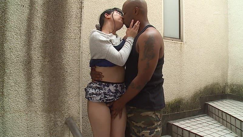 【黒人とセックスエロ画像】おまんこキツそうな美少女や日本人美女が黒人の巨根を受け入れてアクメしまくってる黒人セックスのエロ画像集ww【80枚】 23