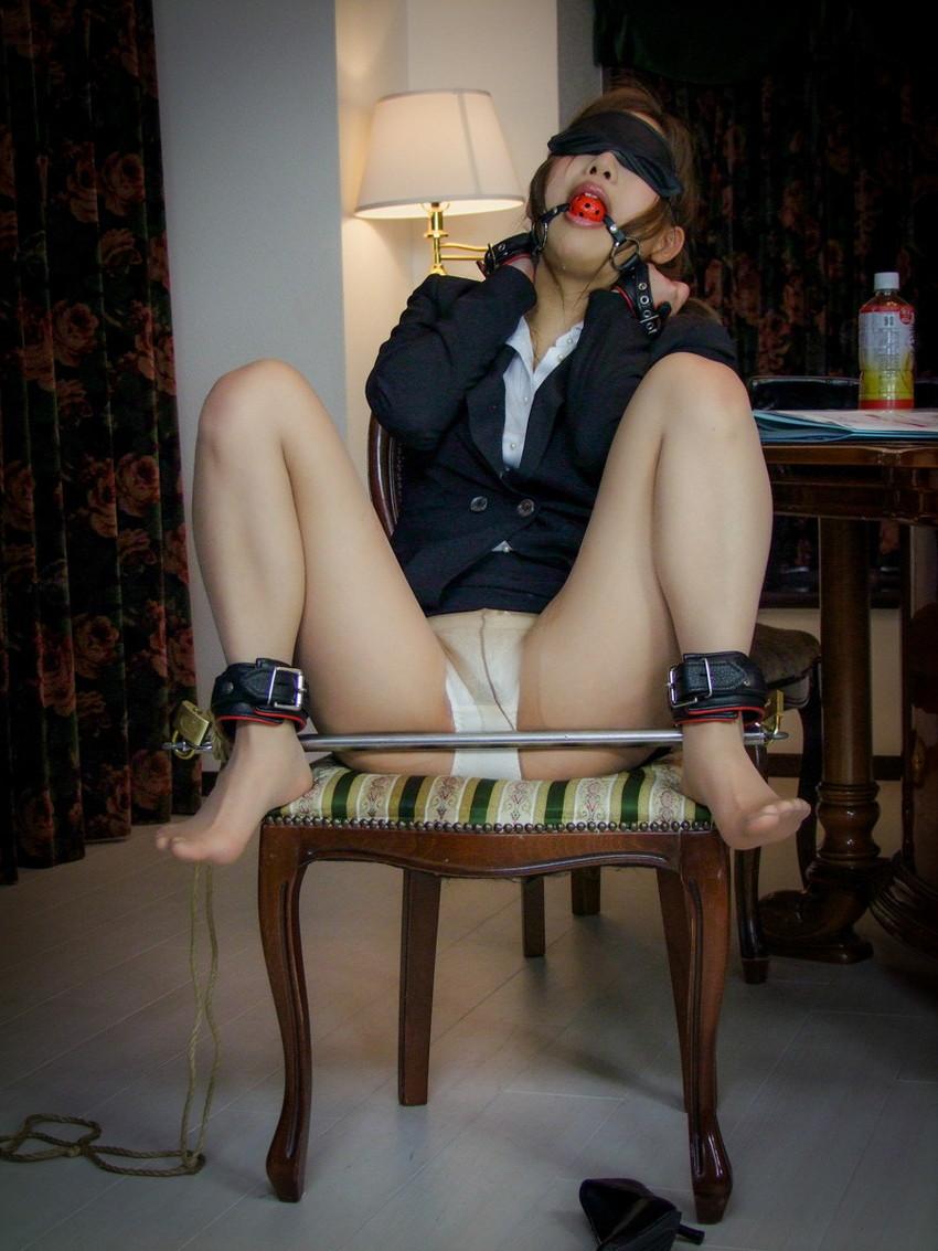 【ボールギャグエロ画像】猿ぐつわ、口枷とも言われるボールギャグでドマゾな女性を唾液まみれにして調教したったボールギャグのエロ画像集www【80枚】 32