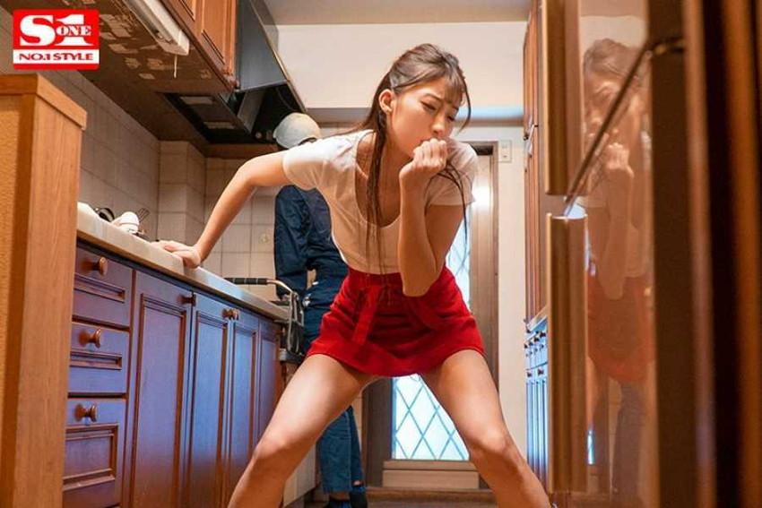 【家政婦エロ画像】四つん這いで掃除する巨乳でデカ尻の家政婦に興奮して残業セックスお願いしちゃう家政婦のエロ画像集ww【80枚】 65