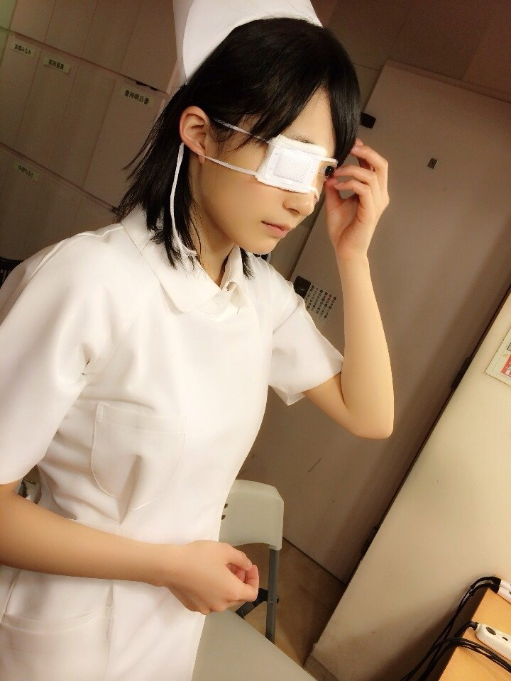 【眼帯エロ画像】アイパッチとも呼ばれる眼帯を装着したコスプレ美少女や弱った女の子にイラマチオして調教セックスしたった眼帯エロ画像集!ww【80枚】 72