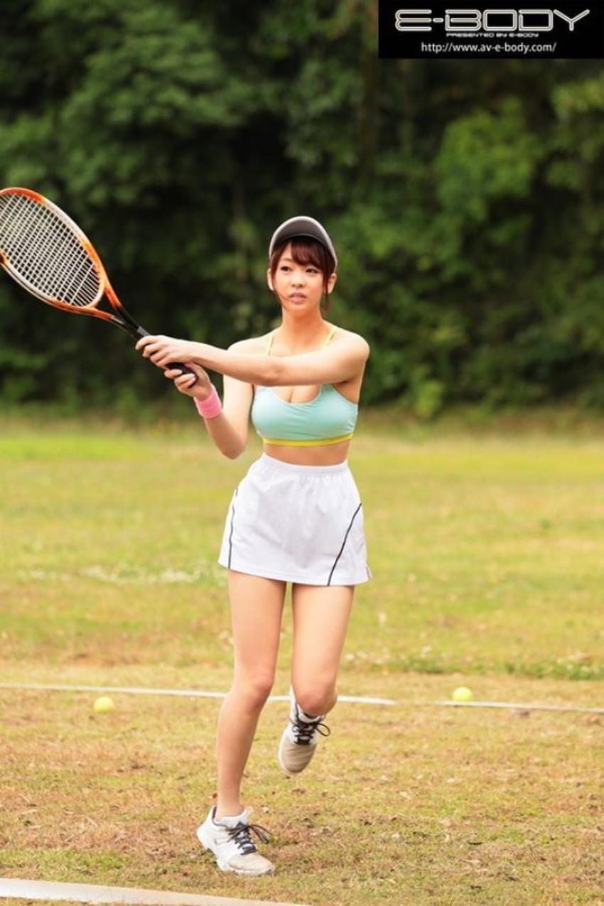 【スポーツ女子エロ画像】おまんこの締まり最高と言われるアスリート系スポーツ女子のエロ画像集ww【80枚】 36