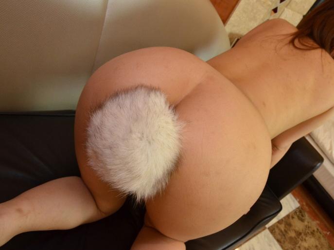 【テイルプラグエロ画像】美尻女子のアナルから尻尾が!いいテイルプラグですwwドマゾ娘の肛門にしっぽ付きアナルプラグをブチ込んだテイルプラグのエロ画像集!ww【80枚】 06