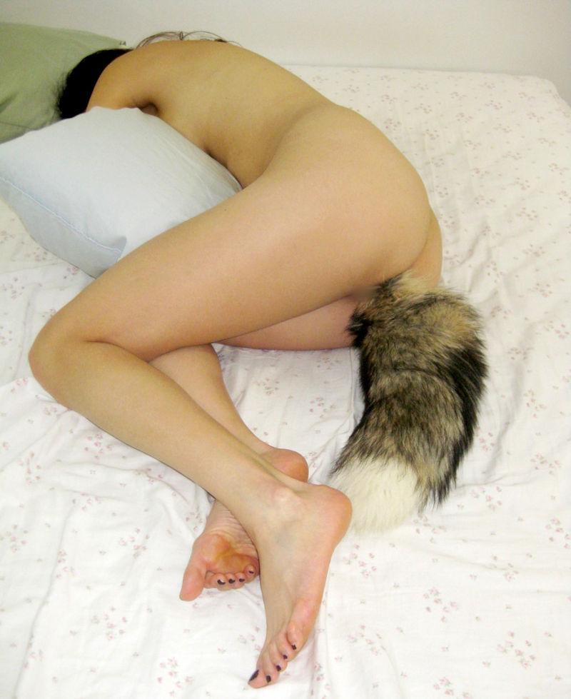 【テイルプラグエロ画像】美尻女子のアナルから尻尾が!いいテイルプラグですwwドマゾ娘の肛門にしっぽ付きアナルプラグをブチ込んだテイルプラグのエロ画像集!ww【80枚】 29
