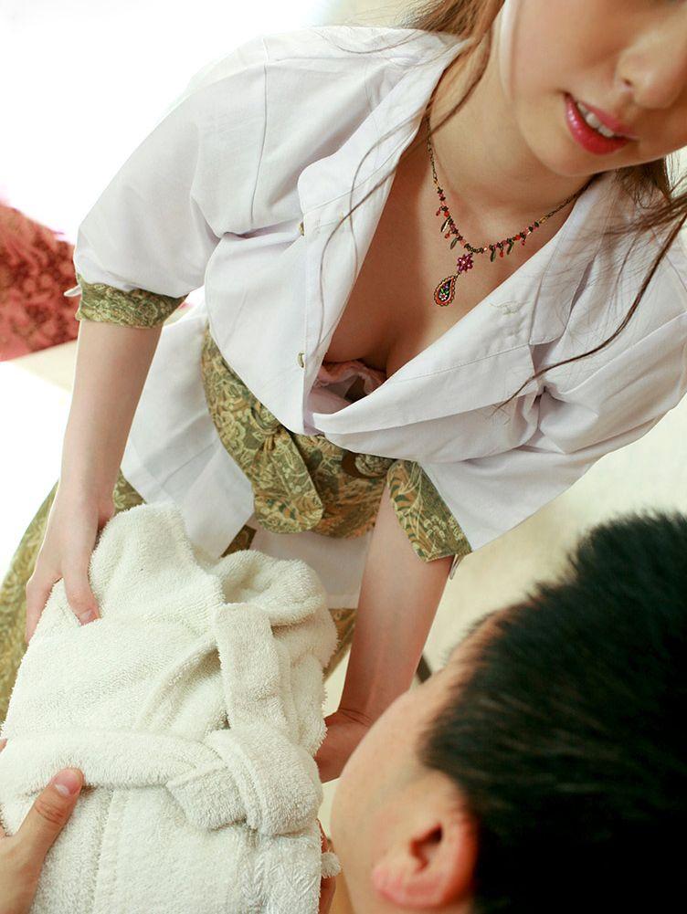 【エステティシャンエロ画像】優しそうで美人なエステティシャンにローションぬるぬる状態でスロー手コキされたくなるエステティシャンのエロ画像集ww【80枚】 31