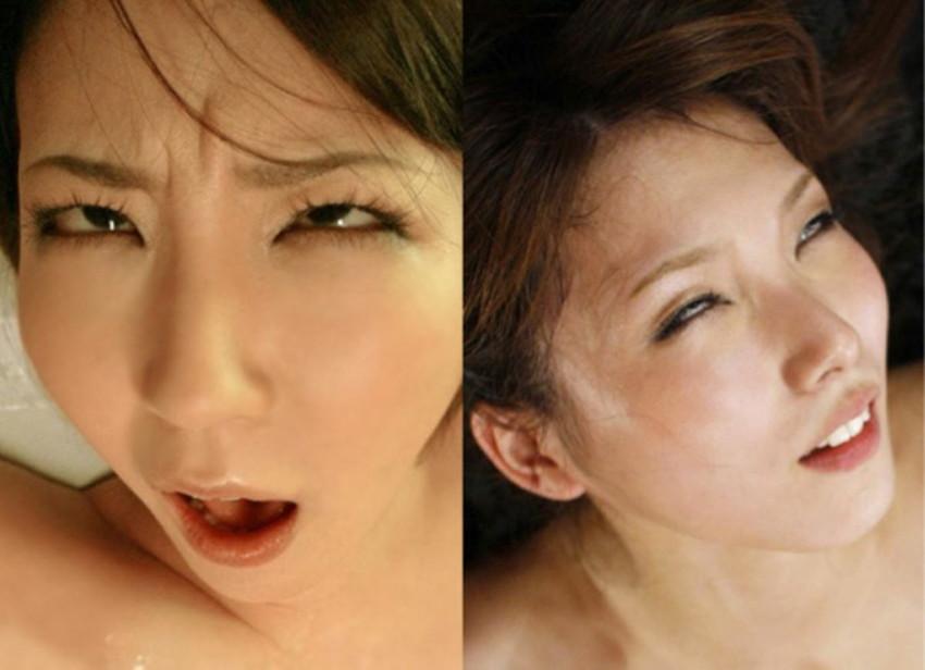 【イキ顔エロ画像】美女がセックス中に連続アクメしてスゴ過ぎるイキ顔wwキレイなお顔がブサイクなアヘ顔になってるイキ顔エロ画像集!ww【80枚】 68