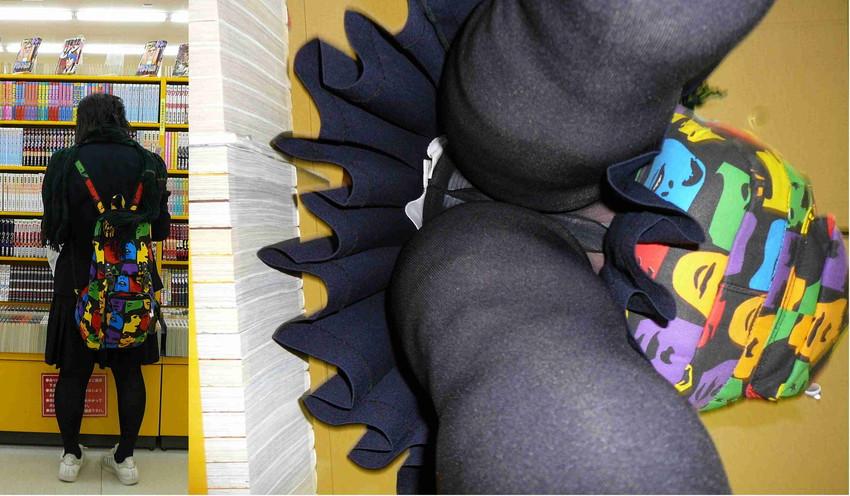 【パンストJKエロ画像】冬服を着た制服JKたちの黒パンストにちんぽを擦りつけて足コキさせたくなるパンストJKのエロ画像集!ww【80枚】 51
