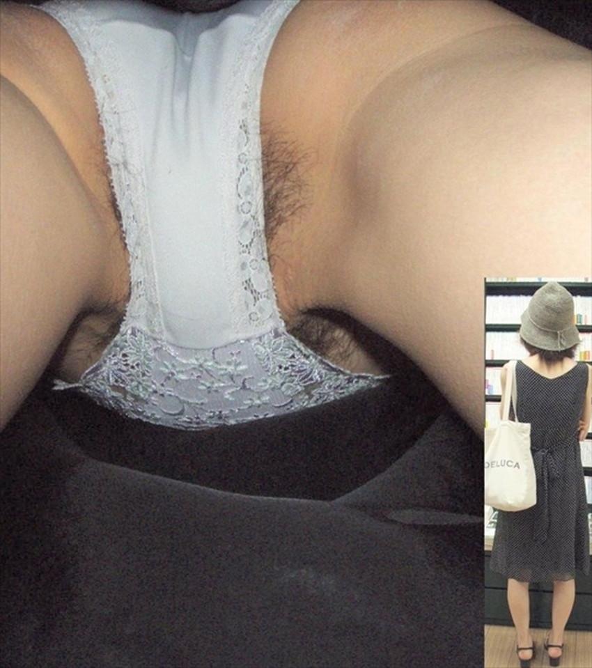 【ハミ毛エロ画像】意外な剛毛女子が剃毛処理を忘れて水着やパンティーから見事にハミ毛してる蒸れ蒸れっぽいハミ毛のエロ画像集!ww【80枚】 52