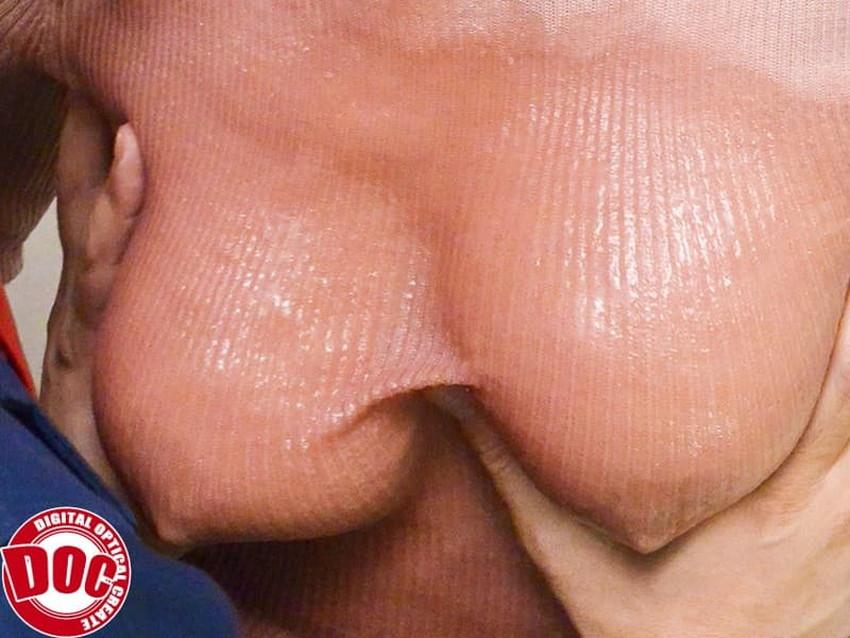 【ニット乳エロ画像】セーターやタートルネックが爆乳ではちきれそうなデカパイ女子達のニット乳のエロ画像集!ww【80枚】 06