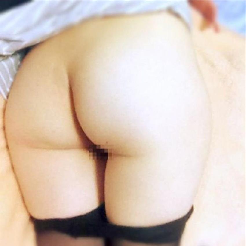 【自撮り尻エロ画像】美尻な素人女子が自慢のエッロいケツを自撮りしてネットに公開してくれた自撮り尻のエロ画像集!ww【80枚】 14