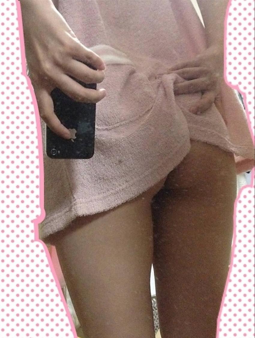 【自撮り尻エロ画像】美尻な素人女子が自慢のエッロいケツを自撮りしてネットに公開してくれた自撮り尻のエロ画像集!ww【80枚】 18