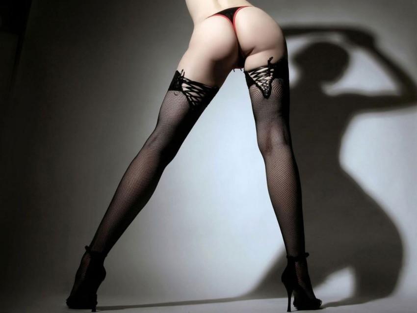 【網タイツエロ画像】美脚やわがままボディなお姉さん達が食い込む網タイツを破られガチセックスしてる網タイツのエロ画像集ww【80枚】 44