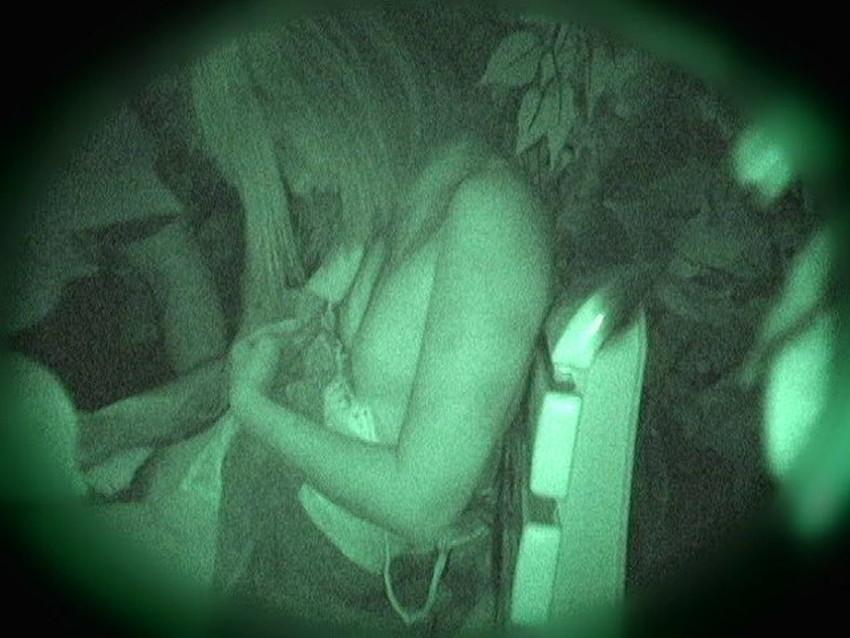【公園セックスエロ画像】制服JKが真っ昼間っから公園の木陰でイチャラブセックスしてたり泥酔OLが深夜の公園でガチハメしてるところを盗撮した公園セックスのエロ画像集!ww【80枚】 74