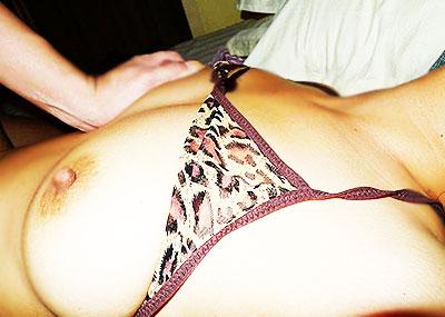 【豹柄下着エロ画像】女ヒョウになってパンティー履いたまま顔面騎乗位でクンニしてほしくなる豹柄下着のエロ画像集!ww【80枚】