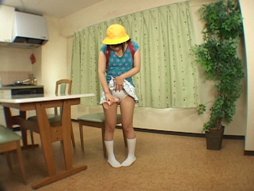 【ランドセルコスプレエロ画像】ロリな童顔美少女にランドセル装着させてJSプレイ!wwパイパンまんこにさせて巨根をブチ込んだランドセルコスプレのエロ画像集ww【80枚】 24
