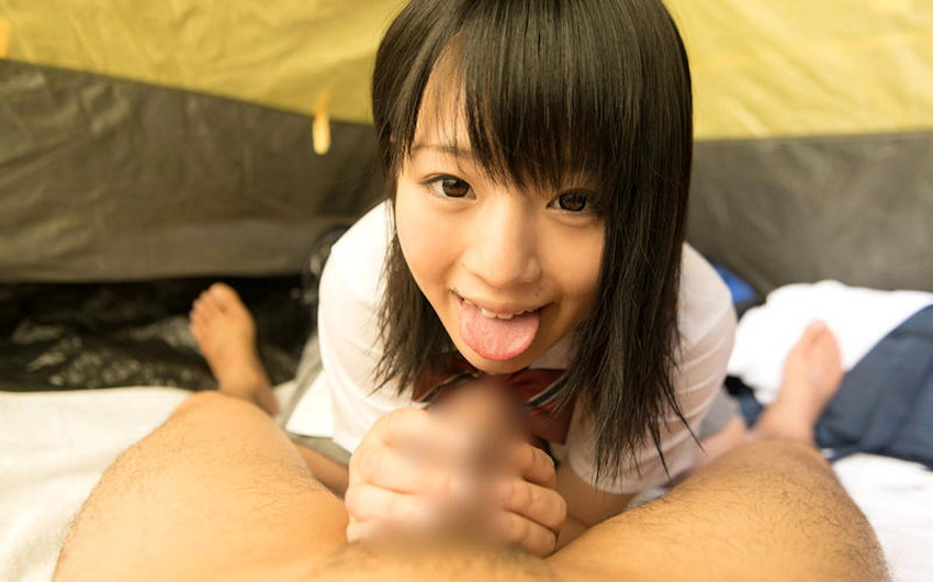 【JKフェラエロ画像】こんな学園生活したかった!美少女JKが制服姿でフェラしてくれるJKフェラのエロ画像集!ww【80枚】 02